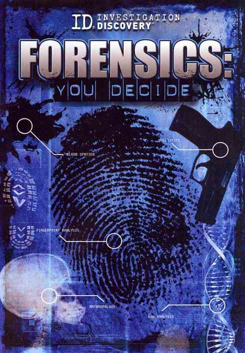 FORENSICS:YOU DECIDE BY GREENE,PATRICK (DVD)
